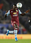 Marvelous Nakamba of Aston Villa during the Carabao Cup match at the King Power Stadium, Leicester. Picture date: 8th January 2020. Picture credit should read: Darren Staples/Sportimage