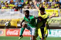 Futbol 2018 1A San Luis vs Audax Italiano