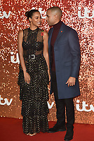Rochelle Humes and Marvin Humes<br /> The ITV Gala at The London Palladium, in London, England on November 09, 2017<br /> CAP/PL<br /> &copy;Phil Loftus/Capital Pictures