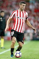 Athletic de Bilbao's Oscar de Marcos during La Liga match. August 28,2016. (ALTERPHOTOS/Acero) /NORTEPHOTO