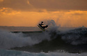 Pierre Louis Costes at North Point in Gracetown in Western Australia.