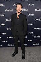 CULVER CITY, CA - MARCH 7: Ryan Kwanten pictured at Crackle's The Oath Premiere at Sony Pictures Studios in Culver City, California on March 7, 2018. <br /> CAP/MPI/DE<br /> &copy;DE/MPI/Capital Pictures