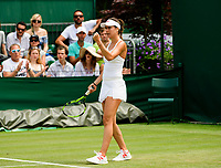 SORANA CIRSTEA (ROU)<br /> <br /> TENNIS - THE CHAMPIONSHIPS - WIMBLEDON- ALL ENGLAND LAWN TENNIS AND CROQUET CLUB - ATP - WTA -ITF - WIMBLEDON-SW19, LONDON, GREAT  BRITAIN- 2017  <br /> <br /> <br /> &copy; TENNIS PHOTO NETWORK