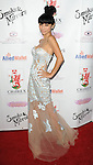 Bai Ling arriving at Brent Shapiro Foundation Summer Spectacular Under The Stars, held at a private residence in Beverly Hills, CA. September 13, 2014.