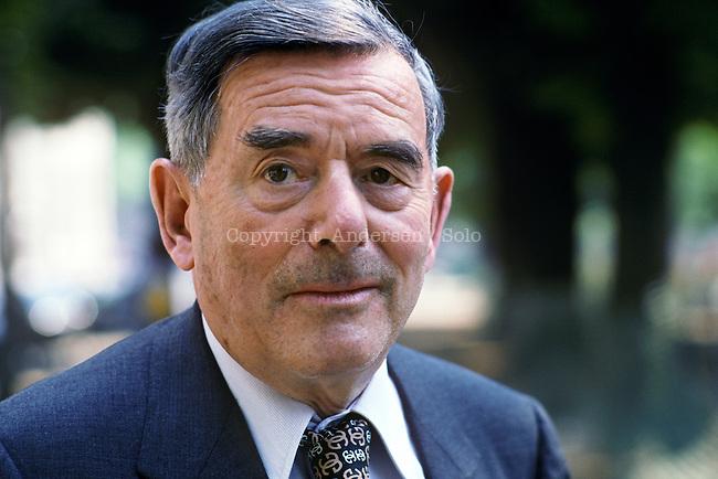 Angelus Gottfried Thomas Mann, Golo Mann (1909-1994), Paris 1989.