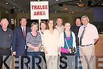 Ann McEllistrim with family and friends after she was elected to theKerryty Council on Sunday .......