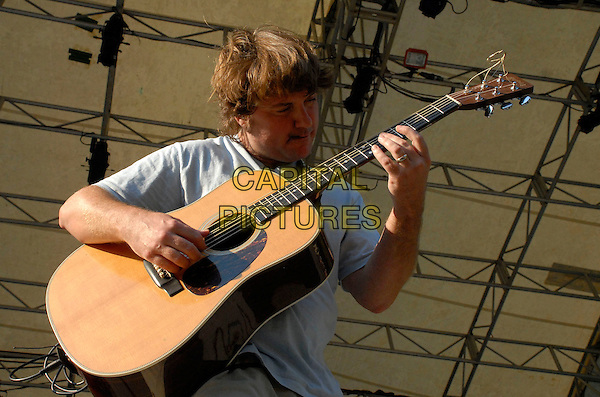 KELLER WILLIAMS.Central Park SummerStage presents a benefit concert by Bob Weir & Ratdog and Keller Williams at Central Park SummerStage, New York City, New York, USA, 09 July 2007..half length guitar concert playing gig live music.CAP/ADM/BL.©Bill Lyons/AdMedia/Capital Pictures. *** Local Caption ***