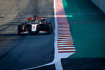 Haas F1 Team, Romain Grosjean, takes part in the tests for the new Formula One Grand Prix season at the Circuit de Catalunya in Montmelo, Barcelona. February 19, 2020 (ALTERPHOTOS/Javier Martínez de la Puente)