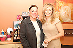 Anne Hodgers and Avril Rickard at the Customer Night in Haven Holistic and Beauty Centre celebrating their 5 years in business...(Photo credit should read Jenny Matthews www.newsfile.ie)....This Picture has been sent you under the conditions enclosed by:.Newsfile Ltd..The Studio,.Millmount Abbey,.Drogheda,.Co Meath..Ireland..Tel: +353(0)41-9871240.Fax: +353(0)41-9871260.GSM: +353(0)86-2500958.email: pictures@newsfile.ie.www.newsfile.ie.