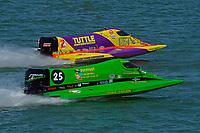 Todd Lamb (#25), Tracy Hawkins (#2)    (Formula 1/F1/Champ class)