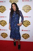 29 March 2017 - Las Vegas, NV - Rosario Dawson. 2017 Warner Brothers The Big Picture Presentation at CinemaCon at Caesar's Palace.  Photo Credit: MJT/AdMedia