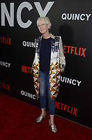 NEW YORK, NY - SEPTEMBER 12: Joanna Coles attends the New York Premiere of Netflix&rsquo;s Quincy at The Museum of Modern Art on September 12, 2018 in New York City. <br /> CAP/MPI/RH<br /> &copy;RH/MPI/Capital Pictures