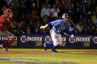 25 enero 2013.<br /> Yaquis de  Obregon vs Aguilas de Mexicali en el tercer juego de la serie final de play off en el estadio Tomas Oriz Gaytan en Obregon Sonora.<br /> (staff/NortePhoto)