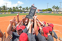 Tournament Championship Game - WKU v. FAU (5/9/15)
