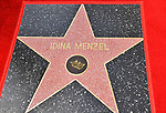 Irina Menzel Star WofF 051 ,  Kristen Bell And Idina Menzel  Honored With Stars On The Hollywood Walk Of Fame on November 19, 2019 in Hollywood, California