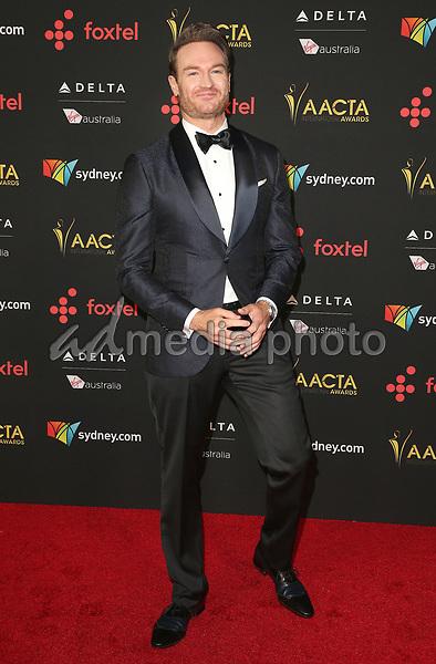 05 January 2018 - Hollywood, California - Josh Lawson. 7th AACTA International Awards held at Avalon Hollywood. Photo Credit: F. Sadou/AdMedia