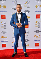 LOS ANGELES, CA. March 30, 2019: Kendrick Lamar at the 50th NAACP Image Awards.<br /> Picture: Paul Smith/Featureflash