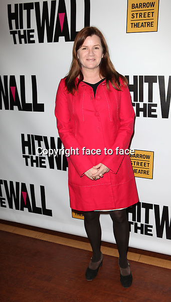 "Mare Winningham attending the New York Premiere of the Opening Night Performance of ""Hit The Wall"" at the Barrow Street Theatre in New York City on 3/10/2013...Credit: McBride/face to face"