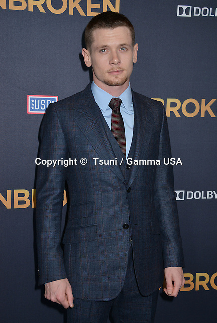 Jack O'connell 067 at the Unbroken Premiere at the Dolby Theatre in Los Angeles. Dec. 14, 2014
