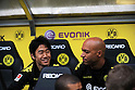 (L-R) Shinji Kagawa, Dede (Dortmund), MAY 14th, 2011 - Football : Bundesliga match between Borussia Dortmund 3-1 Eintracht Frankfurt at the Signal Iduna Park in Dortmund, Germany. (Photo by FAR EAST PRESS/AFLO)