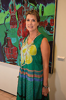 """La pintora mexicana Marcela Lobo """"Cuerpos Vibrantes"""" durante su exposicion en la ciudad de Merida, Yucatan el Viernes 20 de Julio del 2013 en el museo MACAY.<br /> Foto: Mauricio Palos /NortePhoto /NortePhoto"""