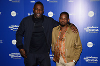 "Idris Elba and Aml Ameen<br /> at the ""Yardie"" premiere as part of the Sundance London Festival 2018, Picturehouse Central, London<br /> <br /> ©Ash Knotek  D3404  01/06/2018"
