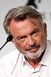 52 FESTIVAL INTERNACIONAL DE CINEMA FANTASTIC DE CATALUNYA. SITGES 2019.<br /> Sam Neill-Press Conference.