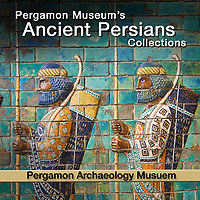 MuseoPics - Pergamon Museum Persian Glazed Tiles - Pictures, Images, Photos