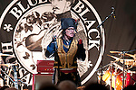 081112 Adam Ant & The Goog The Mad & The Lovely Posse @ Cardiff University
