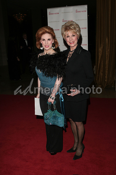 20 February 2005 - Beverly Hills, California - Karen Kramer and daughter Katharine Kramer. 55th Annual Ace Eddie Awards presented by the American Cinema Editors held at the Beverly Hilton Hotel. Photo Credit: Zach Lipp/AdMedia