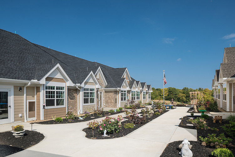 Ohio Eastern Star Nursing Home | Robertson Construction Services