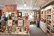 June 13, 2011. Durham, NC..Zola Craft Gallery won the award for best craft or gift shop.
