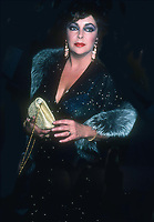 Elizabeth Taylor 1980<br /> Photo By John Barrett/PHOTOlink.net /MediaPunch