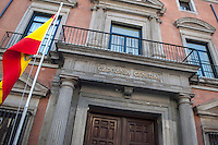 Madrid - Capitaneria General