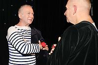 LA STATUE DE CIRE DE JEAN-PAUL GAULTIER, JEAN-PAUL GAULTIER - LA DEUXIEME STATUE DE CIRE DE JEAN-PAUL GAULTIER FAIT SON ENTREE AU MUSEE GREVIN A PARIS, FRANCE, LE 18/12/2017.