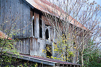 Dilapidated Barn, Medford, New Jersey