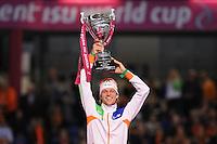 SCHAATSEN: HEERENVEEN: 16-03-2014, IJsstadion Thialf, World Cup Finale, ©foto Martin de Jong