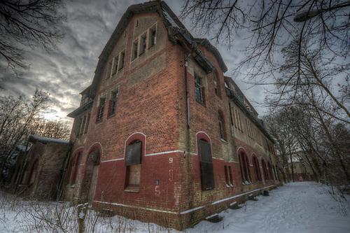 A winter visit