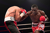 Danish Fight Night i Ceres Arena Aarhus <br /> Enok M. Poulsen (Denmark) vs Houchang Habib (Frankrig)