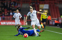 England Women v Bosnia and Herzegovina Women - Women's European Championship Qualifier - 29.11.2015