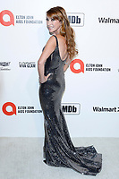LOS ANGELES - FEB 9:  Jane Seymour at the 28th Elton John Aids Foundation Viewing Party at the West Hollywood Park on February 9, 2020 in West Hollywood, CA