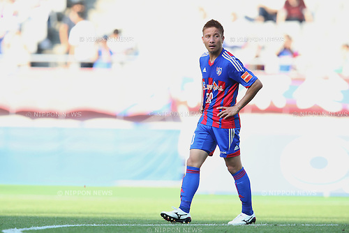Riku Matsuda (FC Tokyo), <br /> JUNE 1, 2014 - Football /Soccer : <br /> 2014 J.LEAGUE Yamazaki Nabisco Cup <br /> between F.C. Tokyo 0-2 Sagan Tosu <br /> at Ajinomoto Stadium, Tokyo, Japan. <br /> (Photo by AFLO SPORT) [1205]