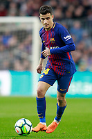FC Barcelona's Philippe Coutinho during La Liga match. March 4,2018. (ALTERPHOTOS/Acero) /NortePhoto.com NORTEPHOTOMEXICO