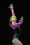10.7.2011 The Womens Artistic British Championships  from the Echo Arena in Liverpool. Charlie Fellows on Floor during the Junior Final.