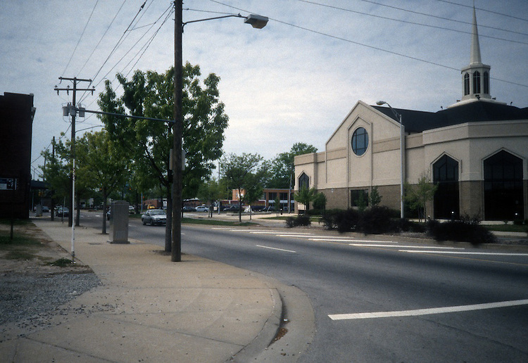 1999 April 22..Redevelopment.Church Street..CAPTION...NEG#.NRHA#..