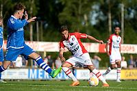 EMMEN - Voetbal, VV Emmen - FC Emmen, voorbereiding seizoen 2018-2019, 07-07-2018,  FC Emmen speler Caner Cavlan