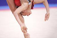 September 11, 2018 - Sofia, Bulgaria - ALEKSANDRA SOLDATOVA of Russia performs at 2018 World Championships.