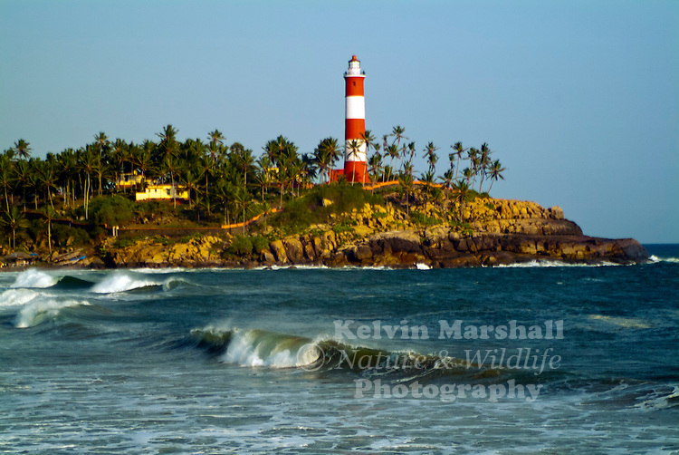 "Kovalam, the star attraction of Trivandrum is about 16kms south of the city, is an enchanting sea resort.Kovalam"" means a grove of coconut trees and true to its name the village offers an endless sight of coconut trees."