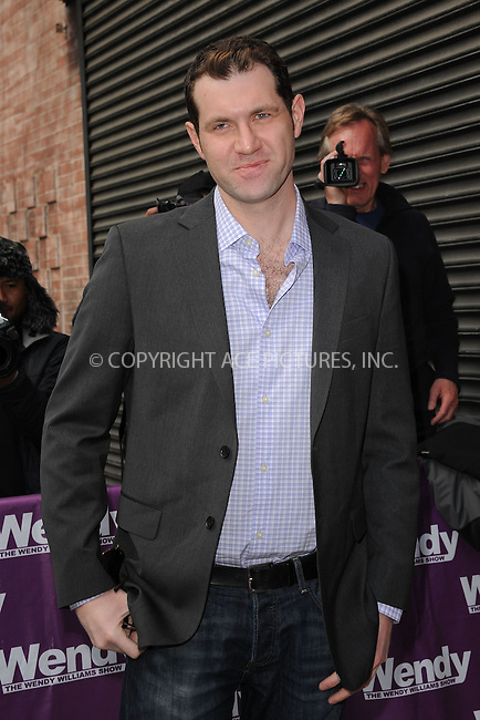 WWW.ACEPIXS.COM . . . . . .February 23, 2012...New York City... Billy Eichner visits the Wendy Williams Show on February 23, 2012 in New York City....Please byline: KRISTIN CALLAHAN - ACEPIXS.COM.. . . . . . ..Ace Pictures, Inc: ..tel: (212) 243 8787 or (646) 769 0430..e-mail: info@acepixs.com..web: http://www.acepixs.com .