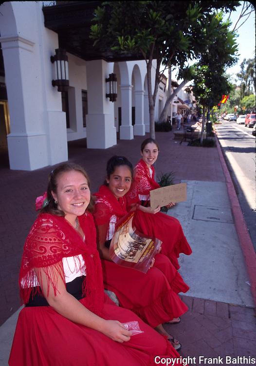 Fiesta Days in Santa Barbara
